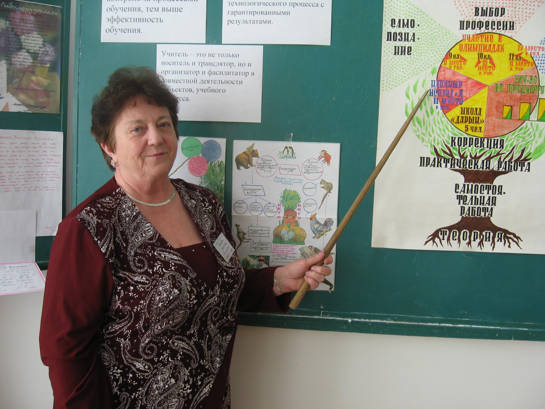 Учительница биологии онлайн 9 фотография